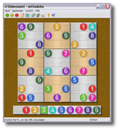 Sudoku mit Muster